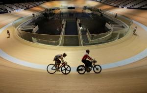 Great Photos of 2012 Olympics Athletes In Training
