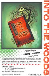 Academy Of Fine Arts - Into The Woods Show And Exhibition
